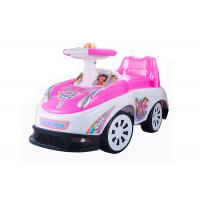 """Quality Pink 25 """" Kids Ride On Toys / Four - Wheel Battery Operated Ride On Cars for sale"""