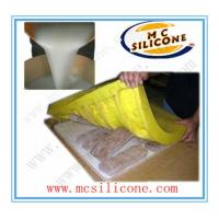 Quality RTV-2 Molding Silicone for Concrete Decor Replication for sale
