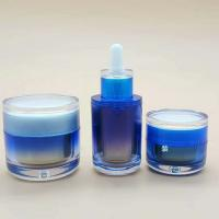 Quality 30ml acrylic dropper Bottles Essential Oil Bottle for sale