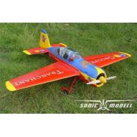 China 4CH 2.4GHz Yak54 3D  rc plane on sale