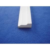 Buy cheap Fadeproof Wood + PVC Extrusion Profiles Smooth Surface High Impact Resistant from wholesalers