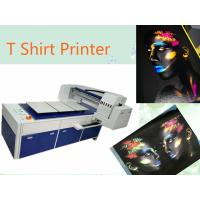 Quality Dirct To Garment T Shirt Printing Machine Automatic With Pigment Ink Stable Performance for sale