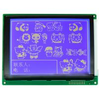 Dot Matrix Type Graphic LCD Display Module COB Bonding Mode For Communication Equipment