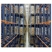 Quality high load capacity Automatic Storage And Retrieval System for industrial storage , 4000kg for sale