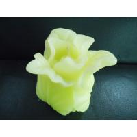 Quality Smokeless Vegetable Handmade Scented Candles with Dia 8.5cm for sale