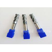 Quality Professional Solid Carbide Corner Radius End Mill 2 Flute Cnc Milling Cutter for sale