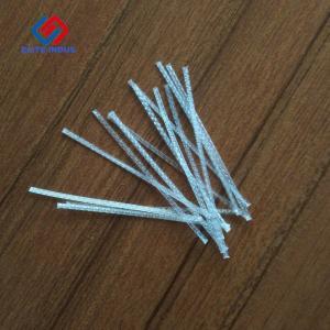 Quality Replacing Steel Fiber Seepage Resistance 48mm 55mm 65mm Synthetic Engineering Polypropylene Fiber for sale
