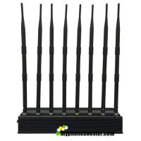 Car blocker jammer - 16 Antennas mobile block for GSM,3G, 4G and 4G LTE GPS Signal.