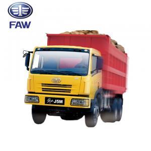JIEFANG FAW J5M Heavy Duty Mining Tipper Truck 11 - 20 Ton