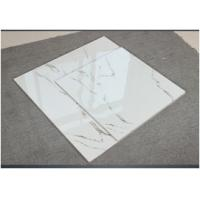 Quality Antique Square Marble Stone Tile / Polished Marble Tiles Bathroom for sale
