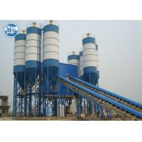 Quality Professional Cement Storage Silo With Safety Valve / Sand Storage Silo for sale