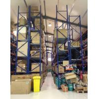 Quality Adjustable Galvanized Heavy Duty Metal Shelving for sale