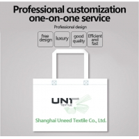 Quality Spunbond Non Woven Bag Environmental Regeneration Foldable Customizable with Logo for sale
