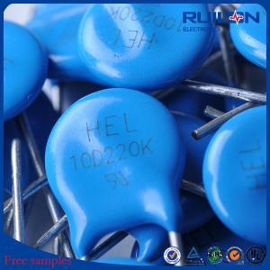 Quality Ruilon 10D Series Through Hole Metal Oxide Varistors MOV for sale