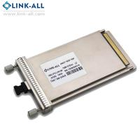 Quality Link-all 100G Single Mode CFP Fiber Optic Module Transceiver with 10km for sale