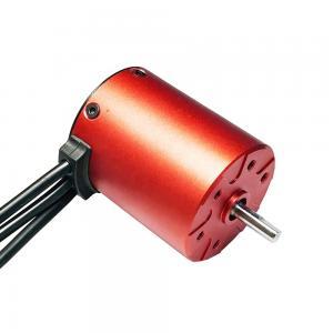 Quality 4 Pole Sensorless Brushless DC Motor for sale