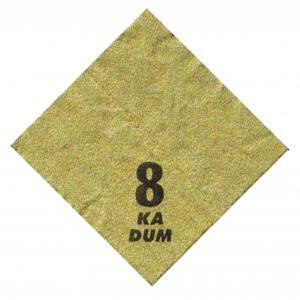 Quality Beer Aluminum Foil Printed aluminium foil beer neck label self adhesive aluminium foil beer label for sale