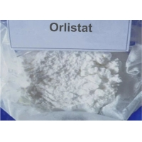 Quality Orlistat / Orlipasat CAS 96829-58-2 Weight Loss Steroids Treating Obesity Without Side Effect for sale