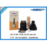 Quality Professional Inner Cv Joint 1K0498103E Automotive Industrial Oil Resistance for sale