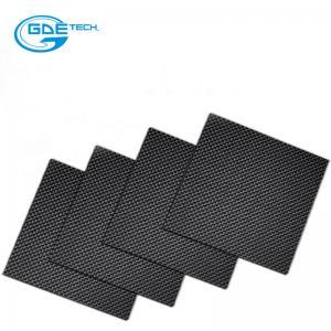 Quality 3K Carbon Fiber Sheet for sale