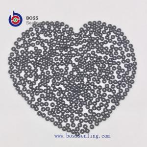 China Black EPDM rubber o ring acid resistance and alkali resistance o-ring EPDM on sale