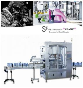 Quality Hand Cleaning Gel Lotion Twist Off Capping Machine for sale