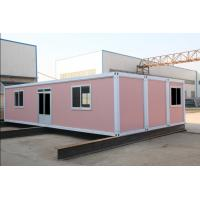 Quality Modern Beautiful Container House Prefab European Style Convenient Various Transportation for sale