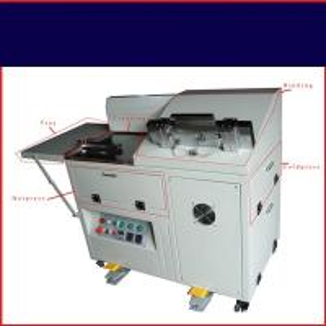 Quality Desktop Album Making Machine , Case Cover Photo Book Making Equipment Automatic for sale