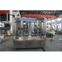 Buy cheap 3 In 1 Carbonated Drink Bottling Machine from wholesalers