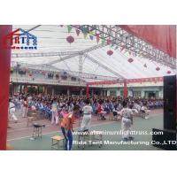 Buy cheap Light Weight And Strong Aluminum Lighting Truss For Exhibition / Wedding from wholesalers
