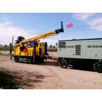 Buy cheap Reverse Circulation Rotary Drilling Rig Machine With CUMMINS Engine 0 - 80 Rpm from wholesalers