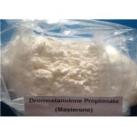 Quality High Purity Drostanolone Propionate Masteron CAS 521-12-0 Powder For Bodybuilding for sale