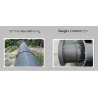 ISO4427-1996 ISO14001 IS09001 Standard and PE Material hdpe pipe for water supply