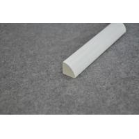 Buy cheap Quarter Round Sheet Vinyl Trim Molding PVC Extrusion 1/4 Round Rod from wholesalers