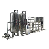 Quality Reverse osmosis system with fluid of 2 ton/hour for sale