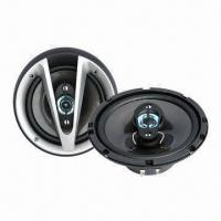 Quality 6.5-inch Car Speakers, 3-way, Maximum Power of 160W for sale