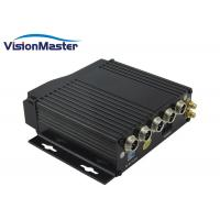 China Economic Car DVR 4 Channel Full HD , High Definition 12 Volt DVR Systems on sale
