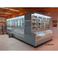 Quality Combination supermarket refrigerator and freezer - St. Pawl for sale