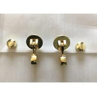 Buy H050 Funeral Articles Casket Handles / Gold European Style Casket Accessories at wholesale prices