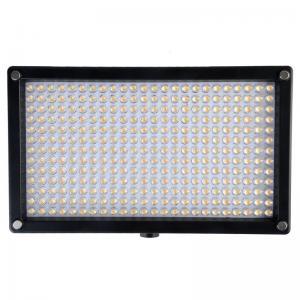 Quality High Illuminance Plastic LED Camera Lights Bi Color Camcorder LED Light for sale