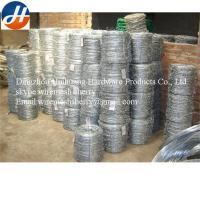 China low price 12x14 16x14 galvanized iron barbed wire on sale