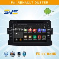 Quality Android 4.4 car dvd player GPS navigation for Renault/Dacia Duster Logan Sandero car video for sale