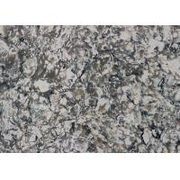 Quality Engineered Quartz Stone Countertops Marble Granite Look SGS CE Certificate for sale