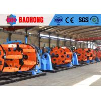 Quality Cable Machine Manufacturer Cable Laying Up Planetary Gear Stranding Machine for sale