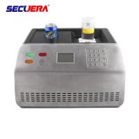 China Body Metal Detectors Safety Protection Products Airport Security Scanner With Red Led Light on sale