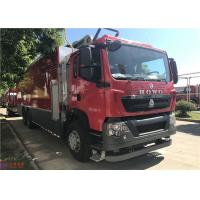 Quality ABS Brake Type Water Pump Fire Truck for sale