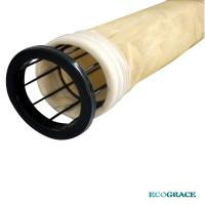 Quality Dust Bag Filter Nomex Filter needle felt For Blast Furnace Smoke Filtration In Steel Plant for sale