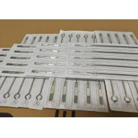Quality Cosmetic Tattoo Needles, Disposable Microblading NeedlesWith Professional Standard Length for sale