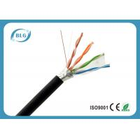 FTP External Cat5e Ethernet Network Cable / OFC Cat5e Network Patch Lan Cable