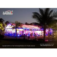 Buy cheap Liri Big Clear Tents Marquee Used For Events Or Sports With Aluminum Frame from wholesalers